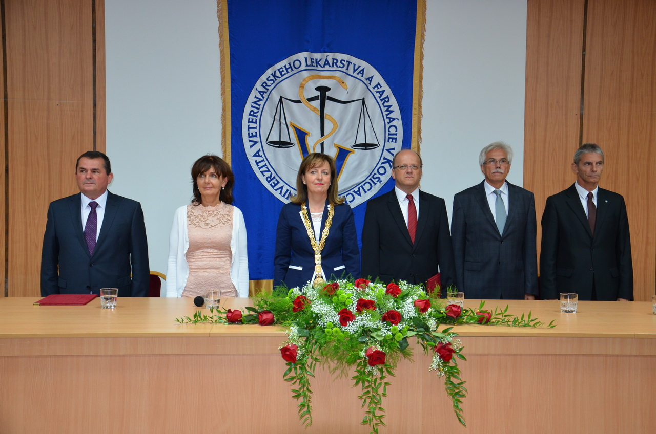 University of Veterinary Medicine and Pharmacy in Kosice achieved remarkable success